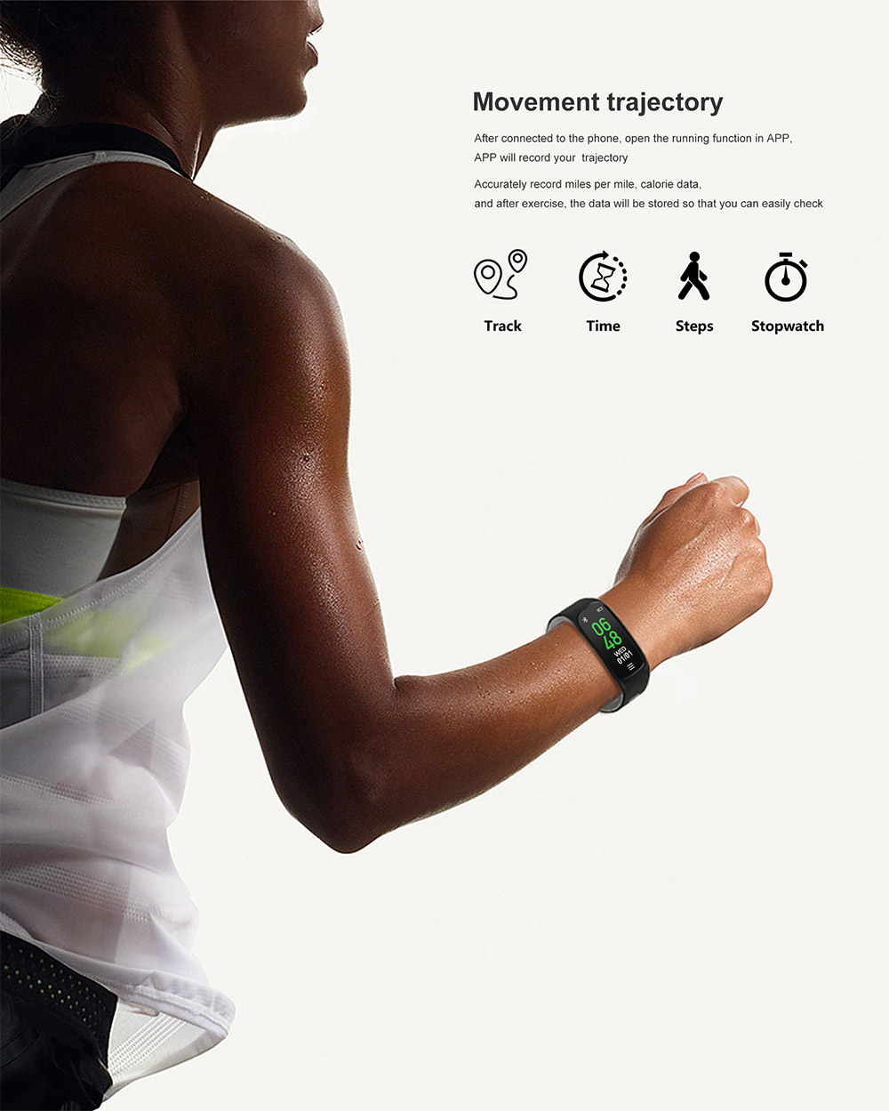 buy dt no.1 f16 smart wristband