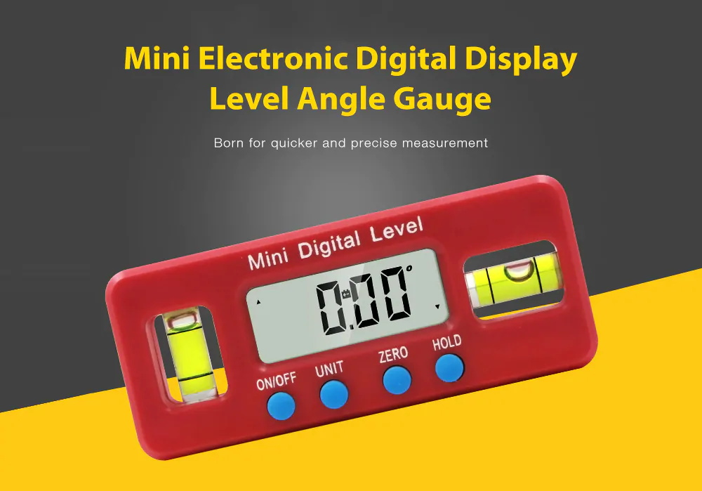electronic level instrument