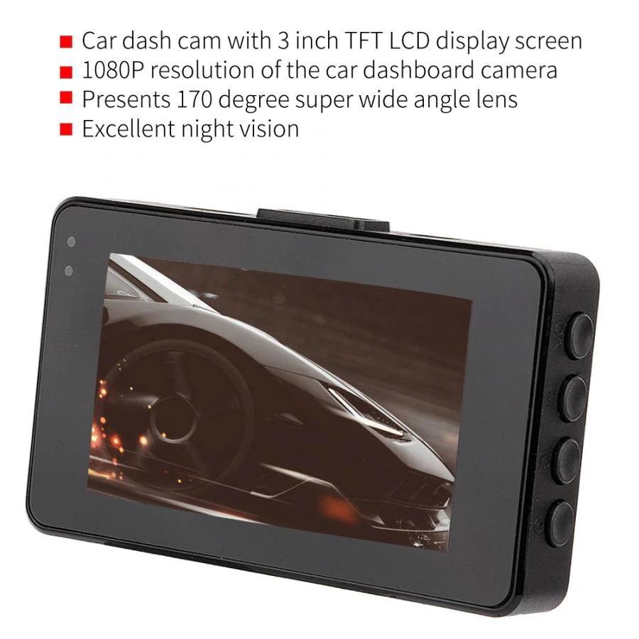 fh302 3inch hd car camera