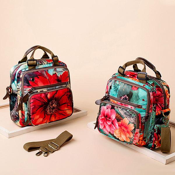 buy flower pattern crossbody bag