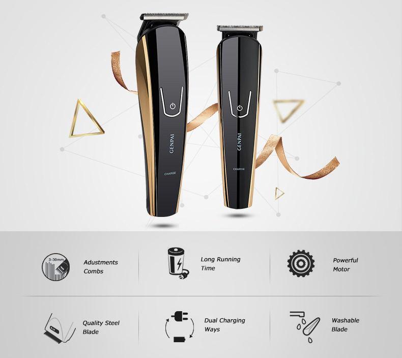 genpai gp-8088 electric hair clipper