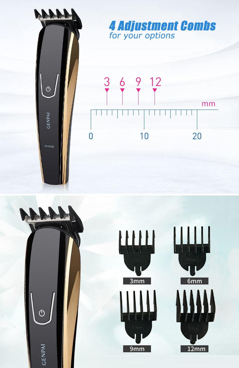 new genpai gp-8088 electric hair clipper