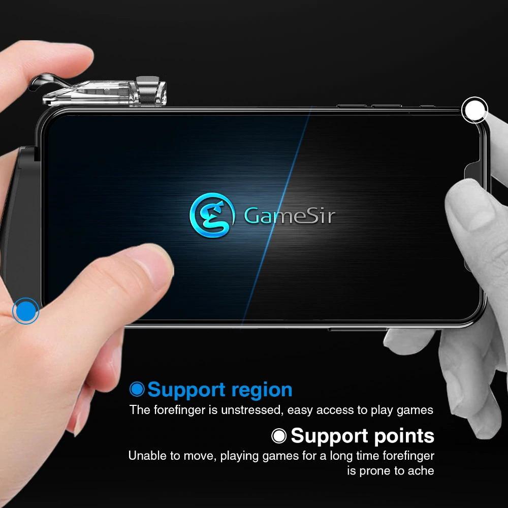 gamesir f2 phone holder gamepad for sale