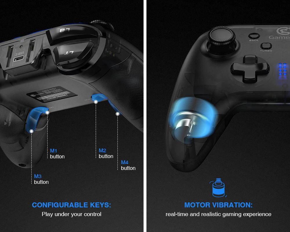 buy gamesir t4 wireless game controller