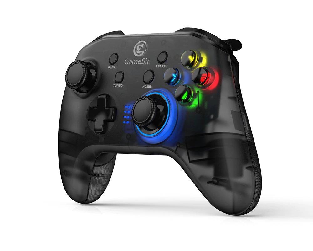 price gamesir t4 wireless game controller