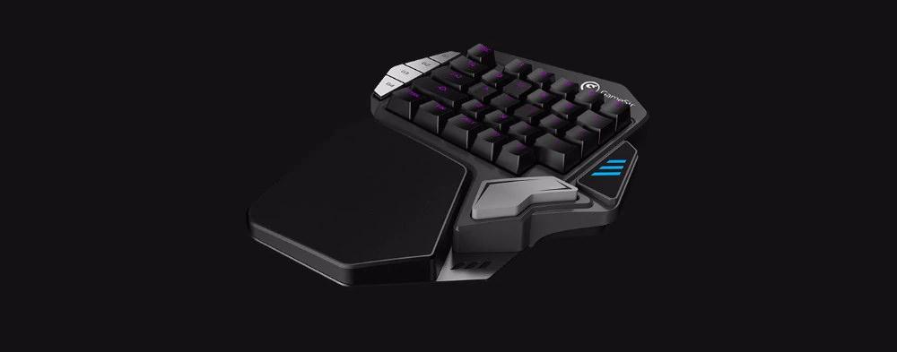 2019 gamesir z1 single hand gaming keypad