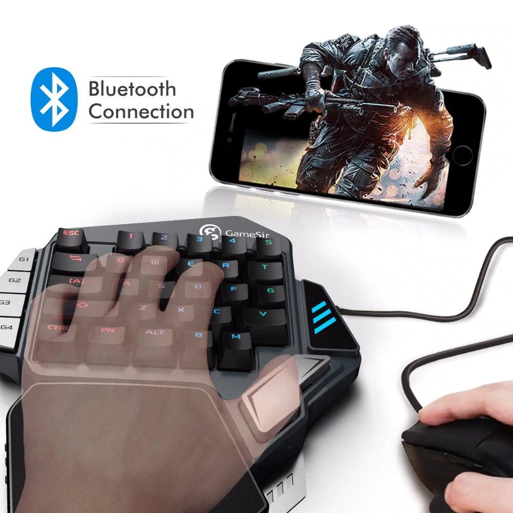 gamesir z1 single hand gaming keypad for sale