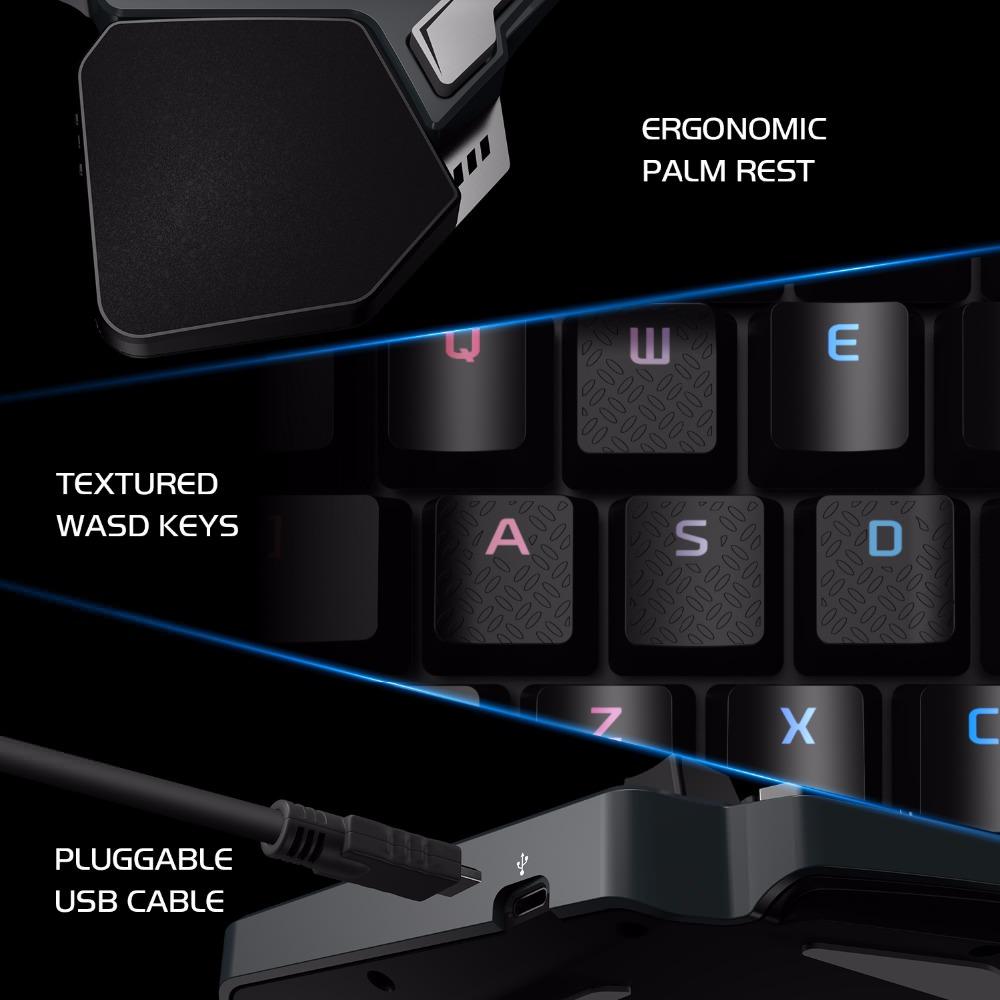 gamesir z1 single hand gaming keypad price