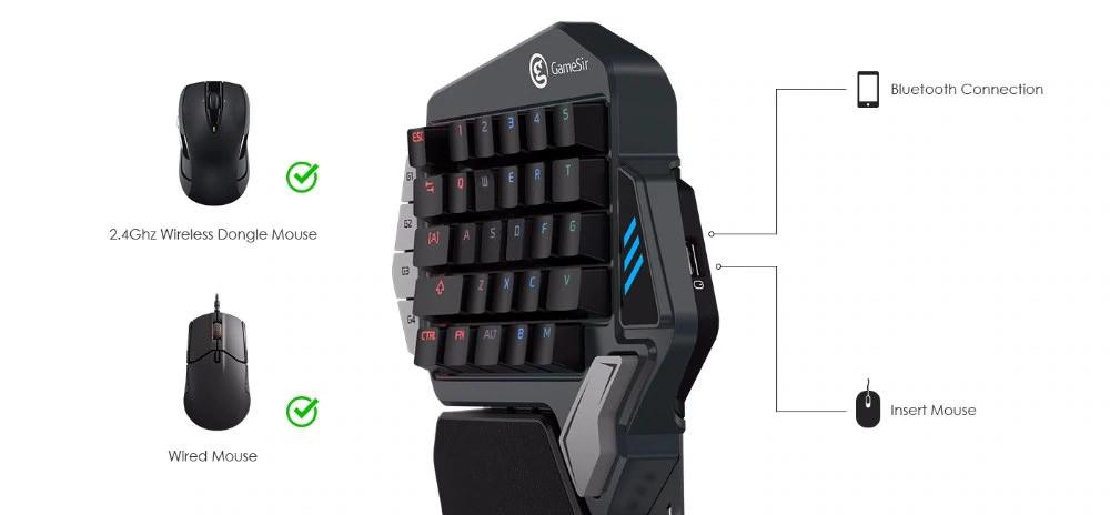 buy gamesir z1 gaming keypad