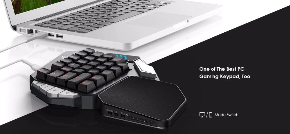 2019 gamesir z1 gaming keypad