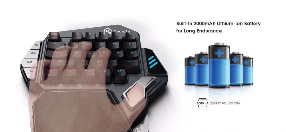 gamesir z1 gaming keypad for sale