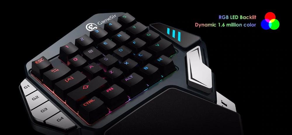 gamesir z1 gaming keypad price