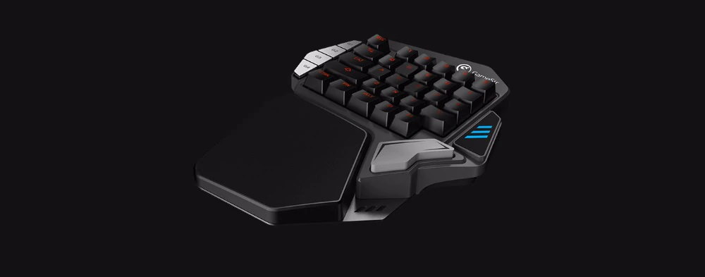 gamesir z1 single hand gaming keypad