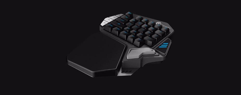 new gamesir z1 single hand gaming keypad