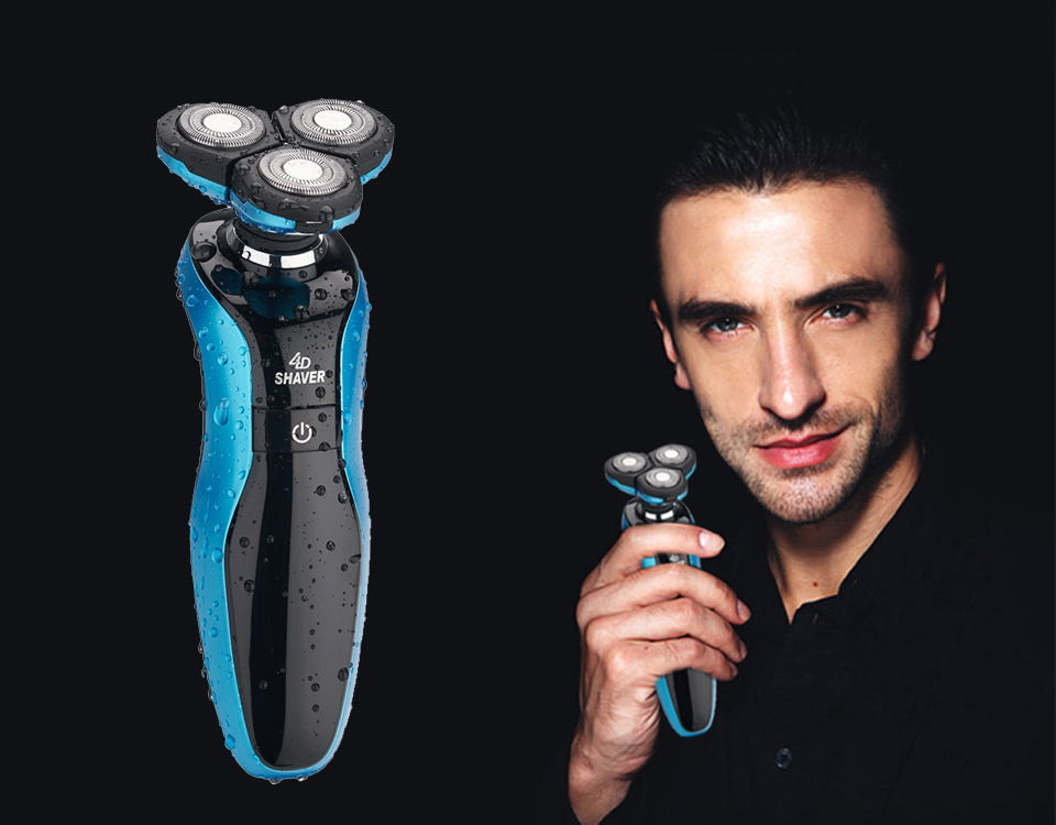 buy genpai rq-310 electric shaver