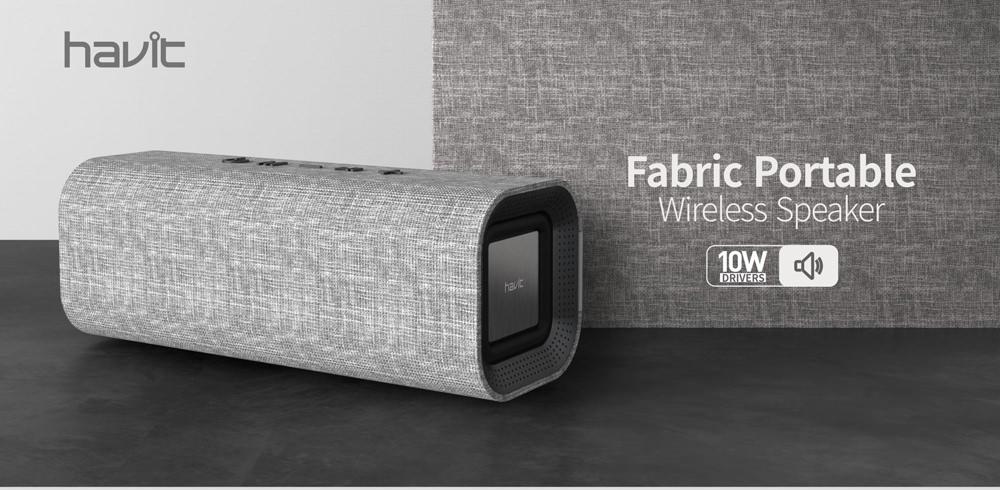 havit m16 bluetooth speaker
