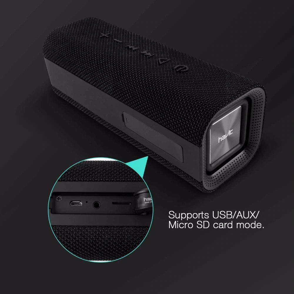 havit m16 portable speaker