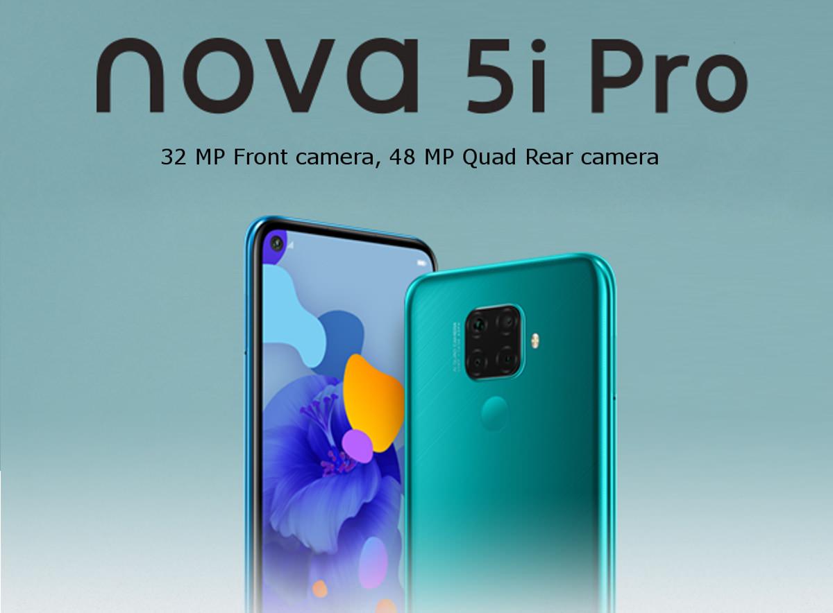 Buy Nova 5i Pro