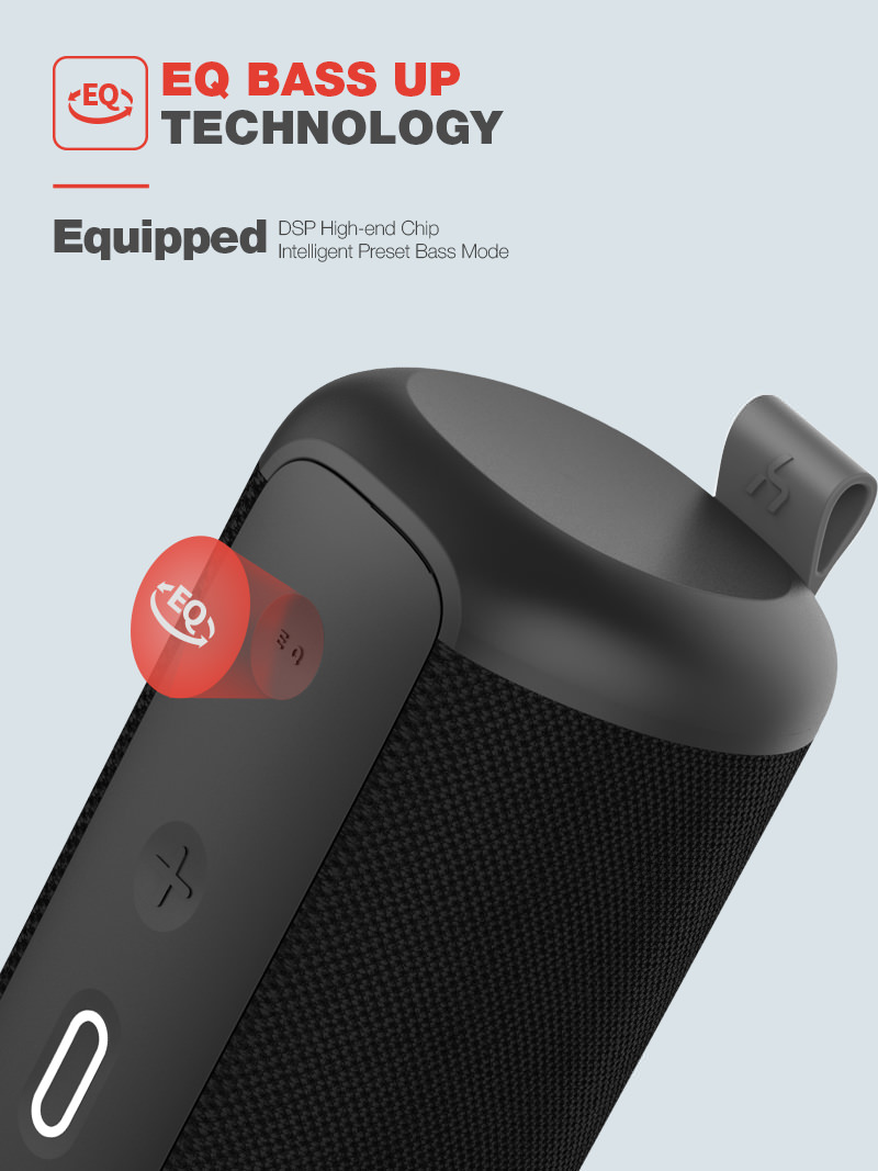 new havit e30 wireless speaker