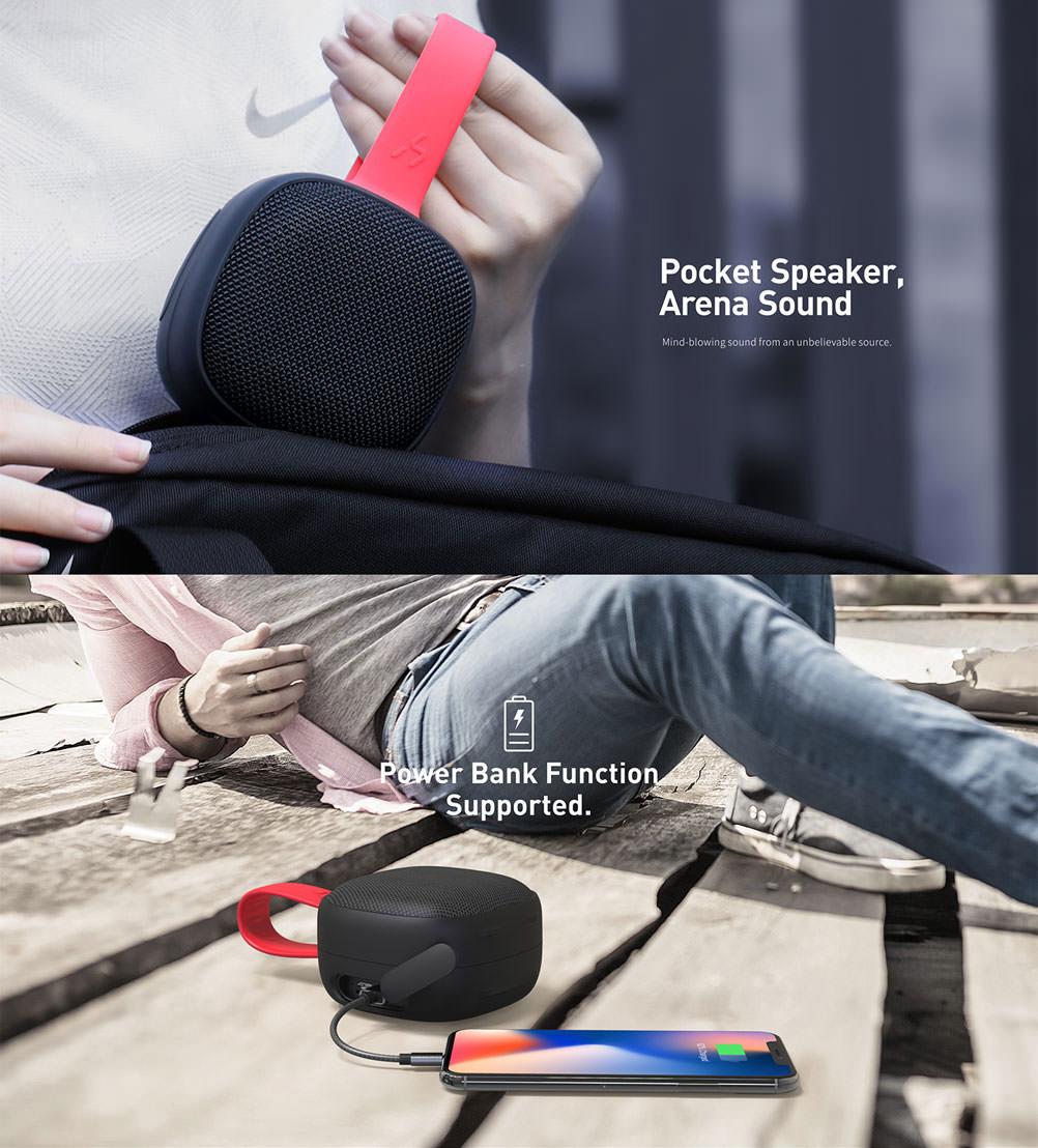 2019 havit e5 wireless bluetooth speaker