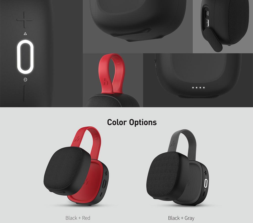 havit e5 wireless bluetooth speaker review