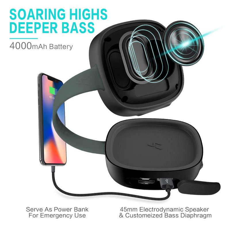 new havit e5 bluetooth speaker