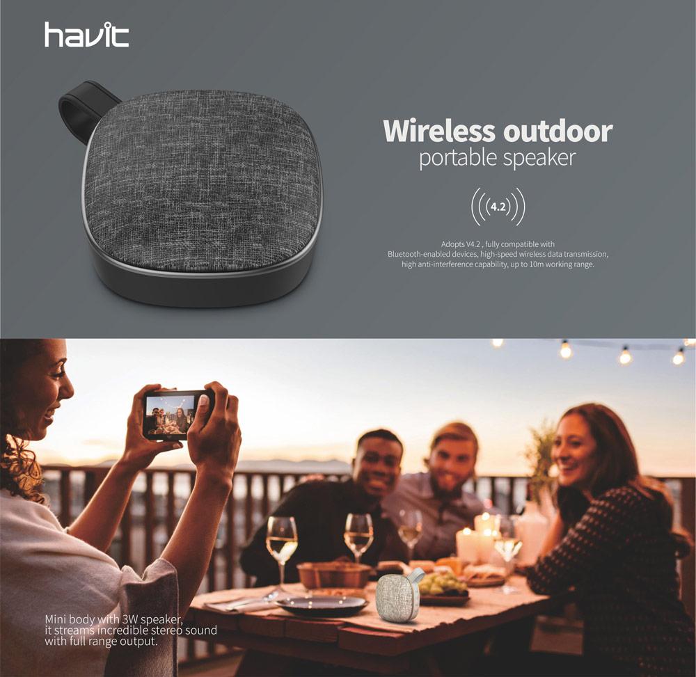havit m63 wireless speaker