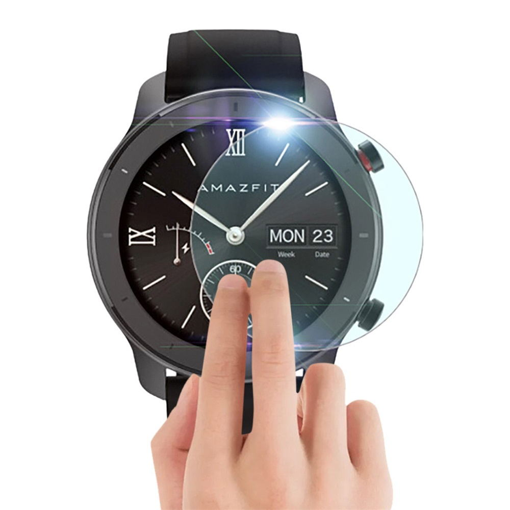 new huami watch gtr protective film