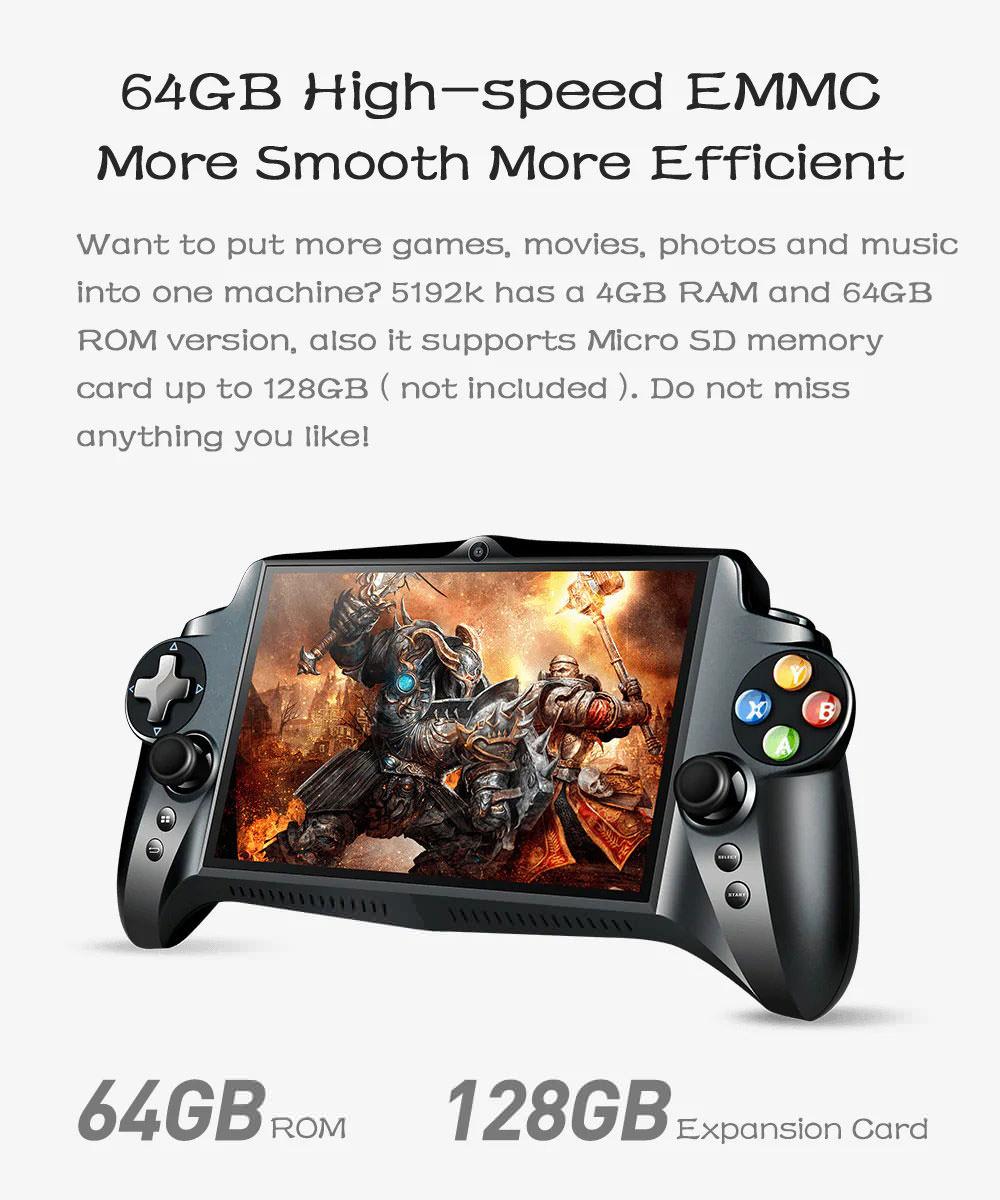 buy jxd s192k game phablet gamepad