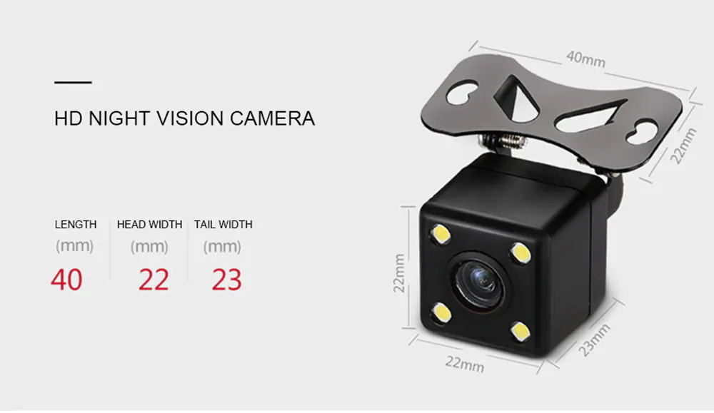 2019 junsun h9 adas car dvr camera