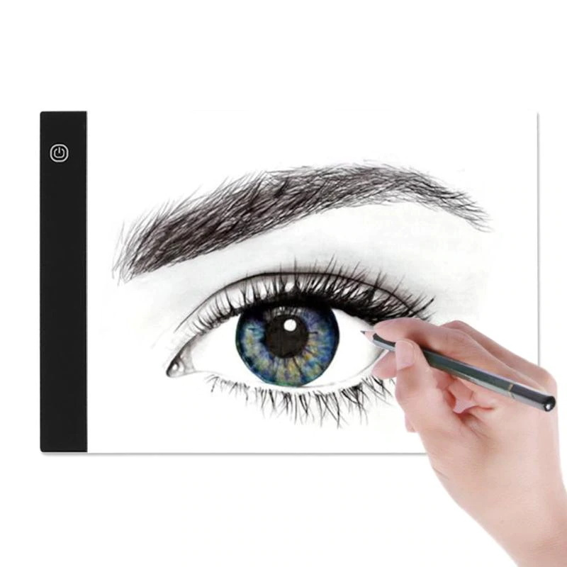 buy led light box a4 drawing tablet