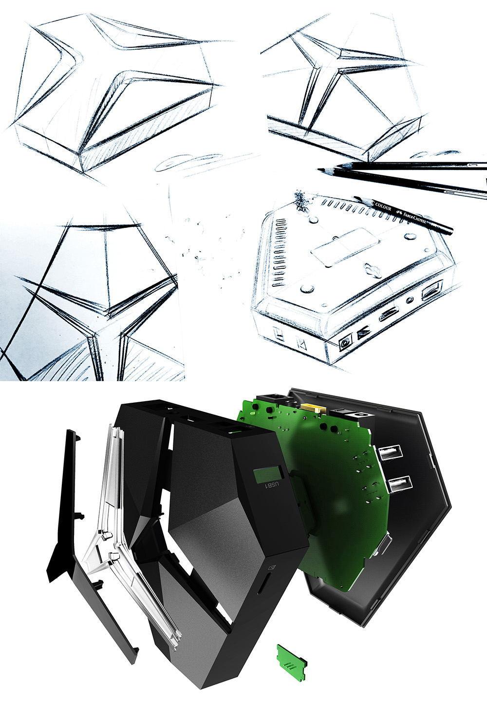 new magicsee iron+ tv box