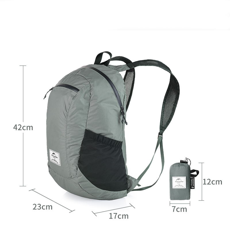 naturehike nh17a012-b 18l backpack for sale