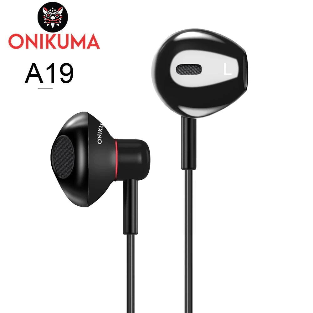 onikuma a19 earphones