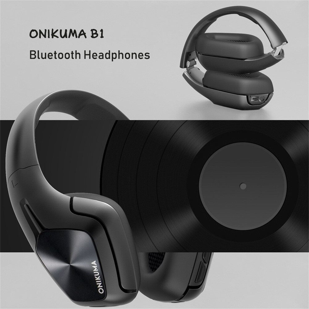 onikuma b1 bluetooth headphones