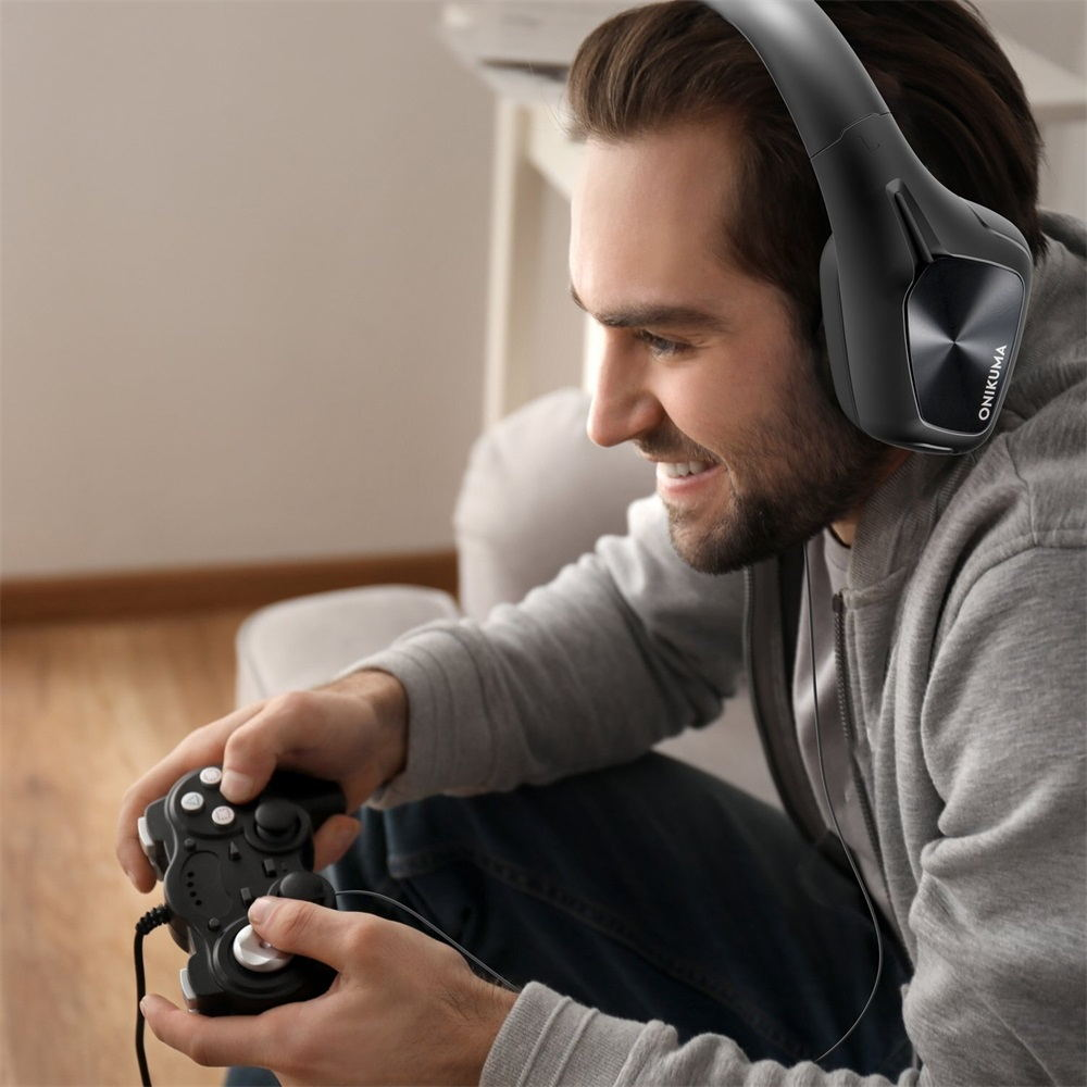 onikuma b1 wireless headphones