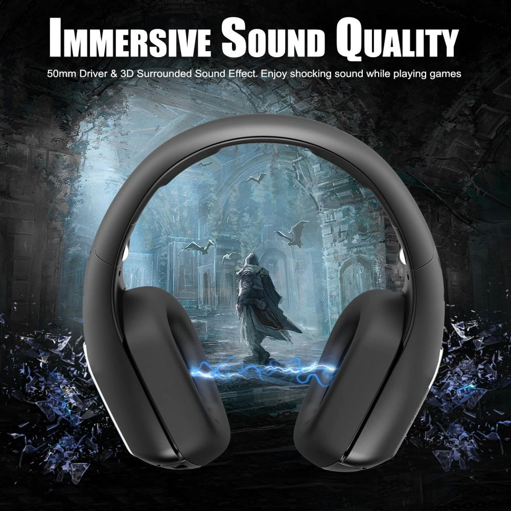 buy onikuma b1 bluetooth headphones