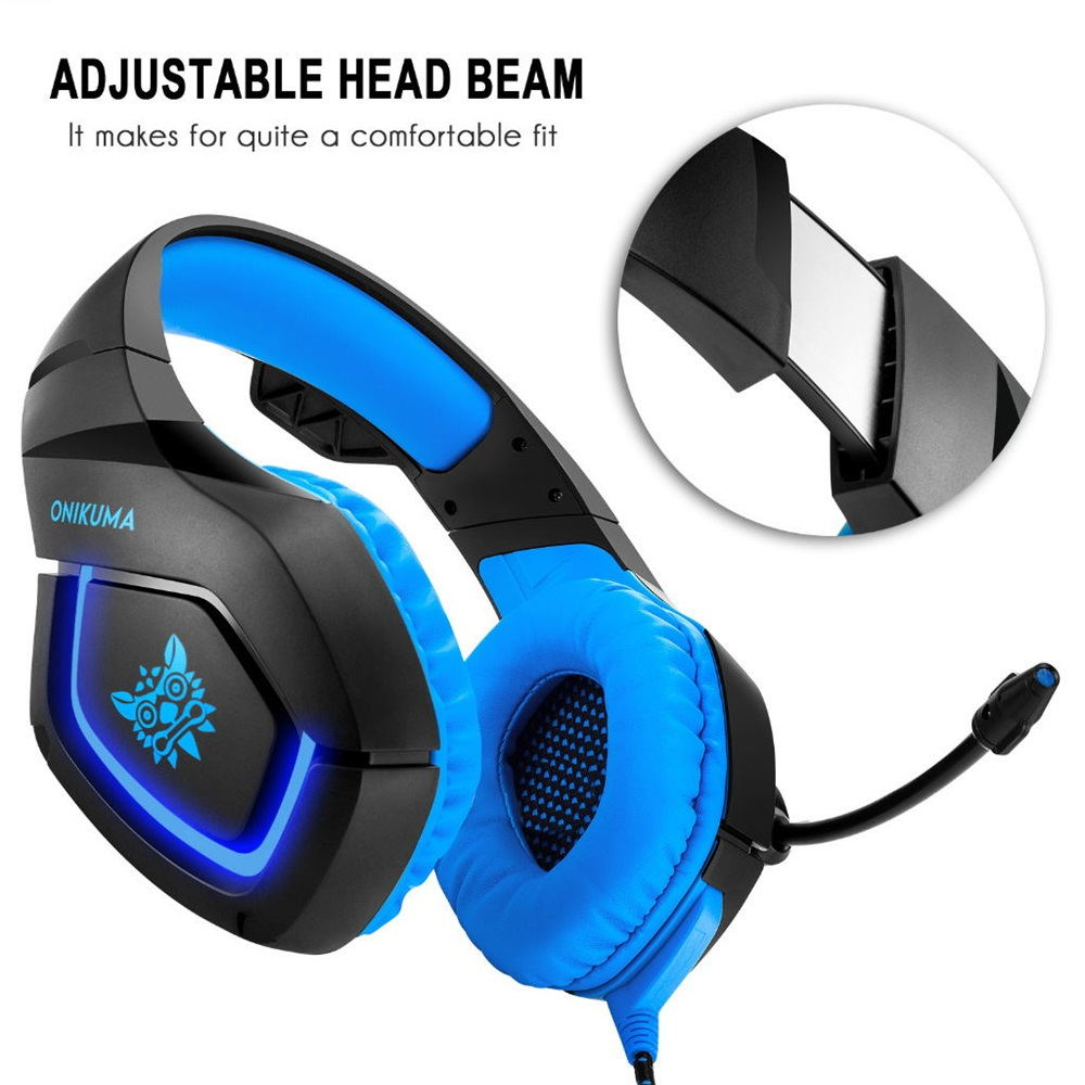 buy onikuma k1-b gaming headsets