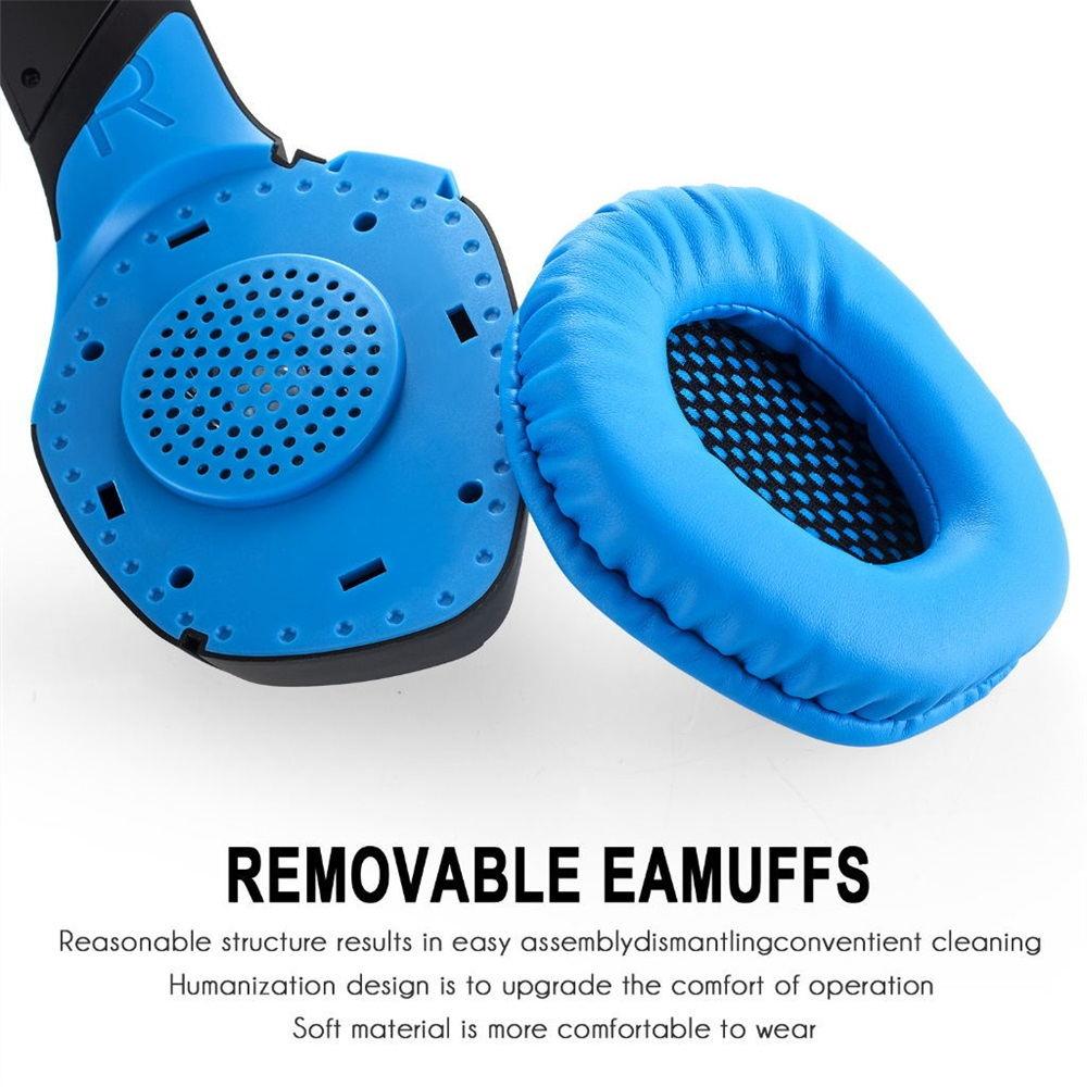 new onikuma k1-b gaming headsets