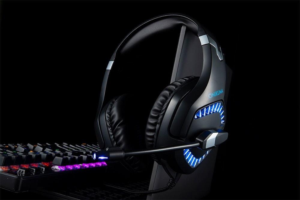 onikuma k1 pro gaming headphone