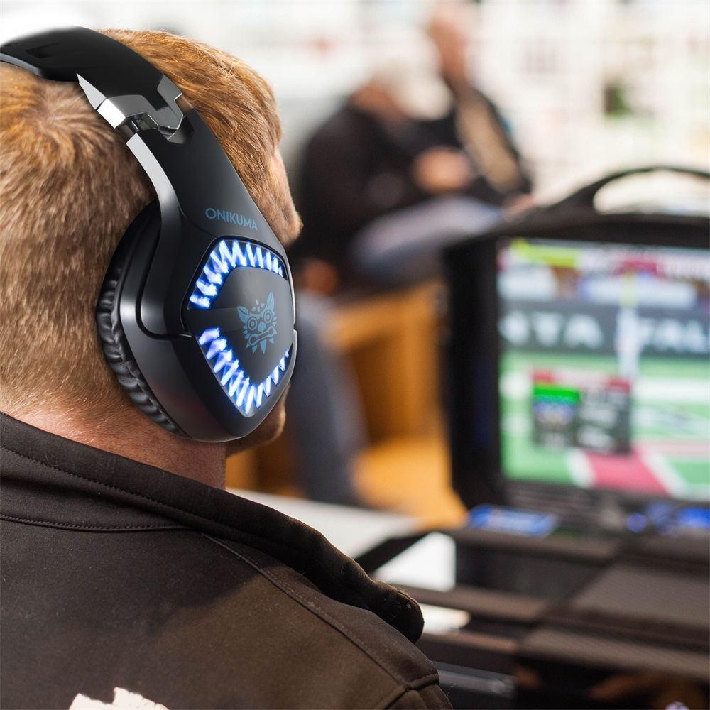 onikuma k1 pro gaming headphone online