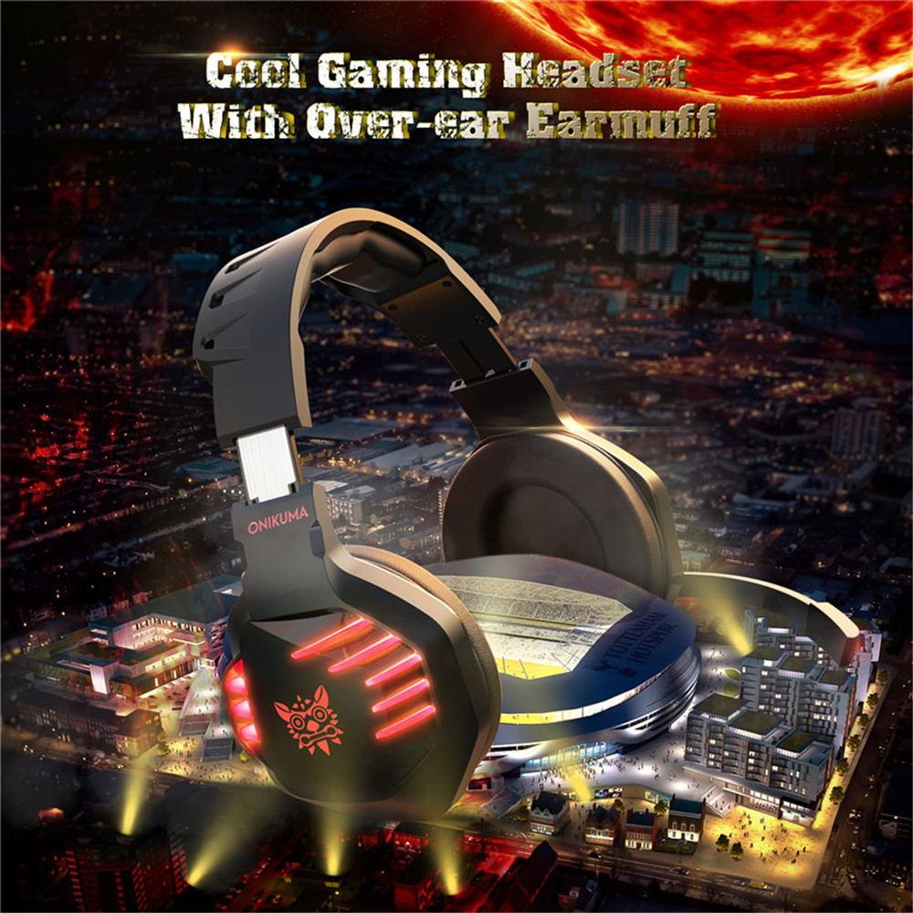 new onikuma k17 headset