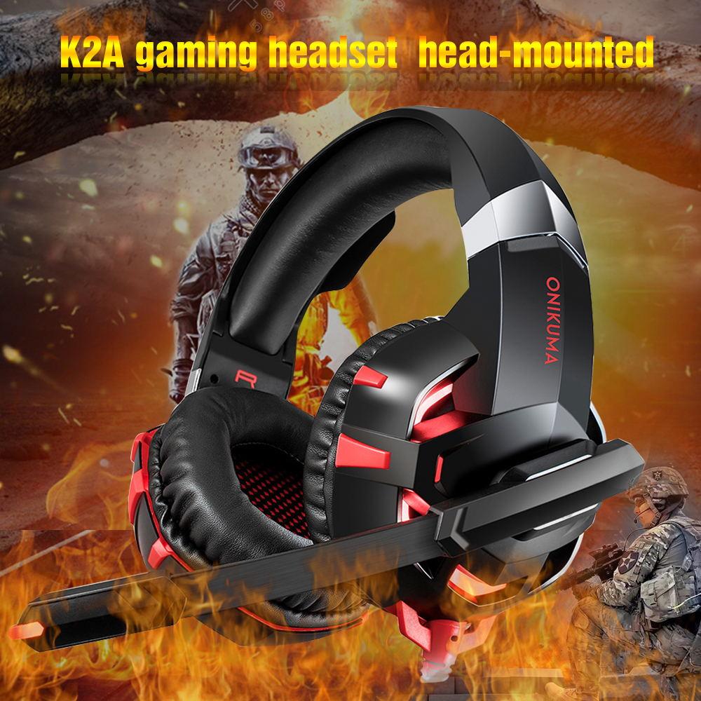 onikuma k2a gaming headphone
