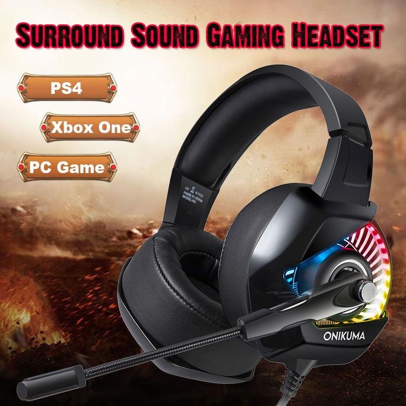 onikuma k6 gaming headset