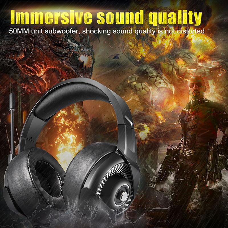 new onikuma k6 gaming headset