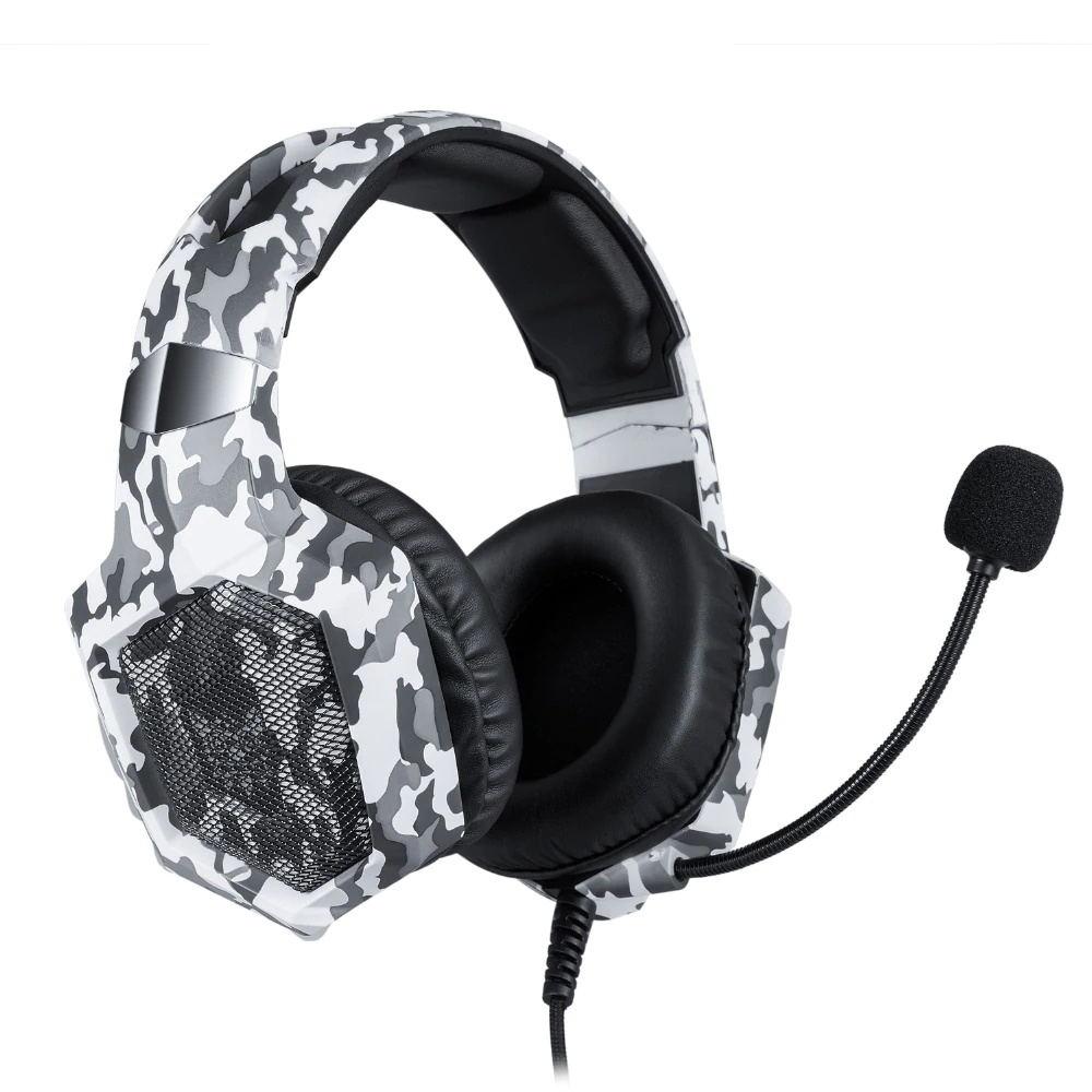 new onikuma k8 stereo gaming headset