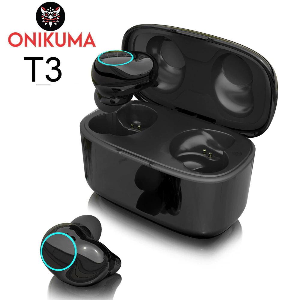onikuma t3 bluetooth earphones