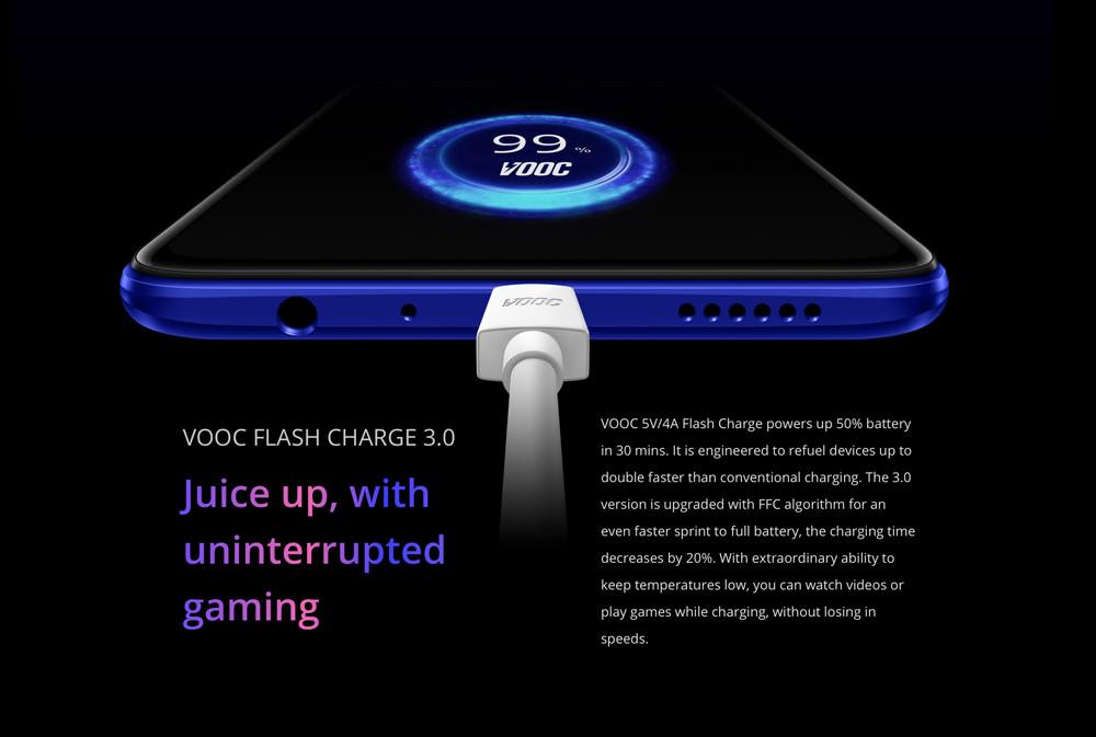 new oppo realme 3 pro 4g smartphone
