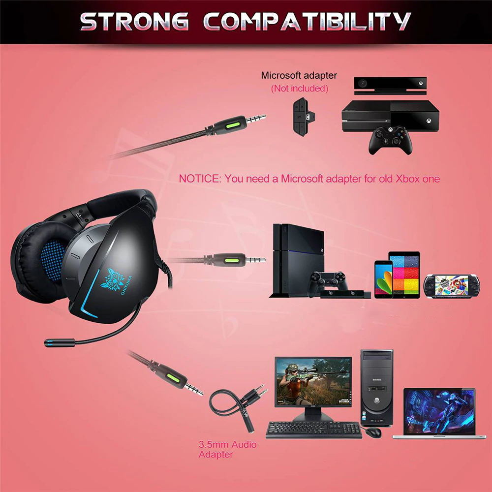 onikuma k7 headset