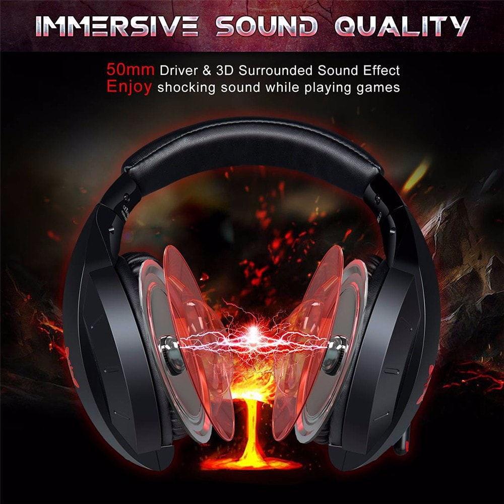 new onikuma k7 gaming headset